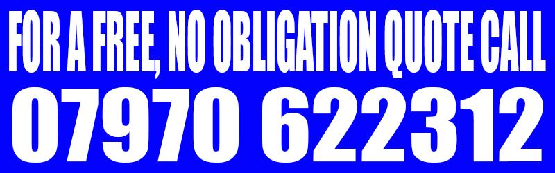Call 07970 622312